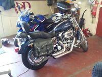 HARLEY DAVIDSON SPORTSTER XL 1200C