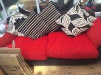 Lovely sofa for sale.