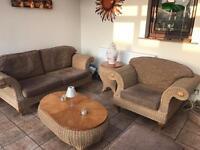 6 piece conservatory suite