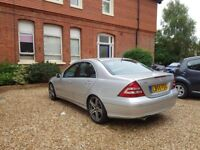 Mercedes c280 3.0ltr very clean example!
