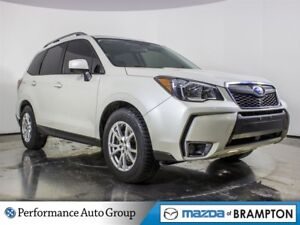 2014 Subaru Forester 2.0XT TOURING. ROOF. CAMERA. PWR SEAT. HTD