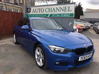 BMW 3 Series 2.0 320d M Sport xDrive 4dr (start/stop)£13,500 p/x welcome TOP OF THE RANGE! FINANCE