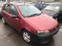 2004 Fiat PUNTO. Mot. Tax. Perfect drive. Warranty