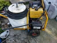 Genuine brendon diesel pressure washer