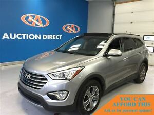 2014 Hyundai Santa Fe XL Luxury,AWD,6 PASSENGER,FINANCE NOW!!