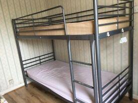 Bunk bed (Ikea) £50