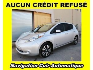 2013 Nissan LEAF SV AUTOMATIQUE CUIR *NAVIGATION*
