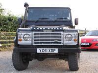 Land Rover Defender TD5 2001