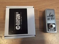 Raygun FX Latching Amp Footswitch