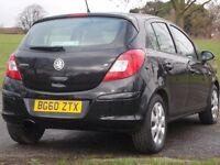 VAUXHALL CORSA 1.2 LOW MILEAGE WITH FULL SERVICE HISTORY