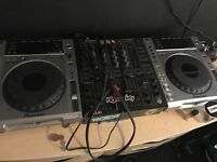 X2 cdj 850s + djm500