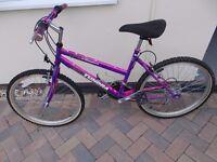 "Lienna Tundra 16""ladies/girls bike.In Very Nice Condition"