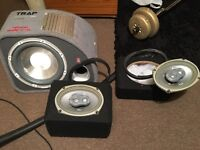 Sub with built in amp and 375watt speaker £60