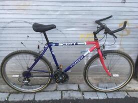 Scott Timber retro mountain bike