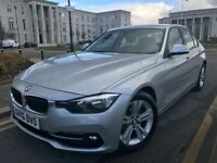 BMW 3 SERIES 2.0 330e SPORT HYBRID PLUG-IN 2016 SALOON AUTO 4dr NOT PRIUS MERCEDES E300 AUDI