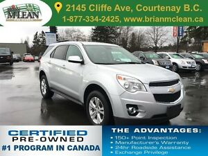 2012 Chevrolet Equinox LT AWD Remote Start/Bluetooth/Rear View C