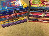 20 Jacqueline Wilson Children's/Teens Books