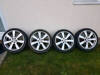 Alloy wheels 17inch