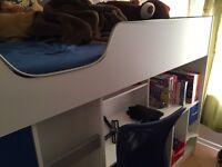 Lifestyle boys bunk bed