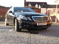 Mercedes E200 CDI [60 reg] Diesel