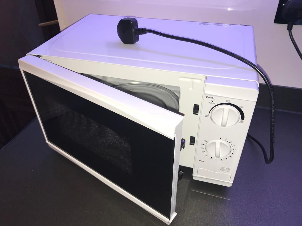 Tesco microwave oven 17l
