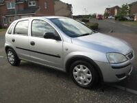 VAUCHALL CORSA 1.0 2004 (ONLY 70000 MILES) MOT JUNE 2017 LOW INS & TAX FIESTA CLIO KA 206 PUNTO POLO