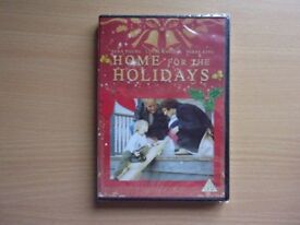 HOME FOR THE HOLIDAYS. BRAND NEW AND SEALED DVD.