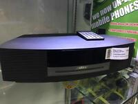 Bose CD player with a remote