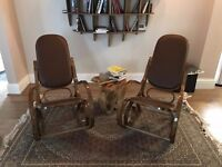 Bentwood Antique Rocking Chair - X2