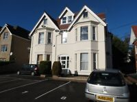 SPACIOUS AND MODERN UNFURNISHED 1BEDROOM GROUND FLOOR FLAT CLOSE TO BOSCOMBE PIER WITH PARKING SPACE