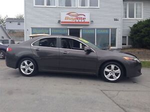 2009 Acura TSX w/Tech Pkg FULLY APPOINTED NAV etc.