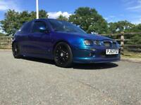 MG ZR 1.8vvc Monogram Typhoon