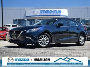 2015 Mazda MAZDA3 GS USB, SD Card, Rearview Camera