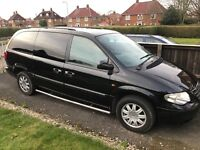 Chrysler Grand Voyager XS Limited Edition
