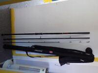 "PENN Rampage 15'9"" surf rod."