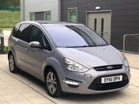 2011 FORD S MAX TITANIUM - 7 SEATER - AUTO POWER SHIFT - PAN ROOF - CHEAPEST ON NET
