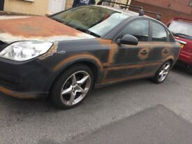 Rat rod /steam punk Vauxhall vectra 1.9 diesel
