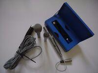 Vintage Omni Dir. Microphones Shure £130 EV Electrovoice £275, Audio Technica £35 NO TIME WASTERS