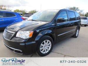 2015 Chrysler Town & Country Touring - PWR SLIDING DOORS/CAMERA