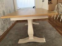 Next Hardwick Extending Dining Table