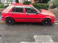 Quick sale 51 plate fiesta full mot