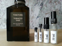 Tom Ford - Tobacco Oud fragrance samples and decants - HelloScents