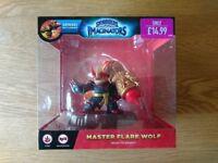 Skylanders Imaginators Master Flare Wolf Figure Still In Original Box New