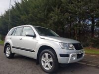 DECEMBER 2007 Suzuki Grand Vitara 1.9 DDIS LOVELY EXAMPLE FULL SERVICE HISTORY