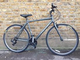 Ridgeback motion mens hybrid bike