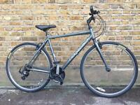 Ridgeback motion mens hybrid bike