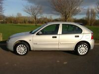 2004 ROVER 25 SEI 1.4 5 DOOR HATCH 8 MTHS MOT 34K