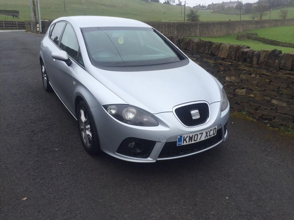 2007 07 seat leon fr 2 0 tfsi dsg stage 1 remap in bradford west yorkshire gumtree. Black Bedroom Furniture Sets. Home Design Ideas