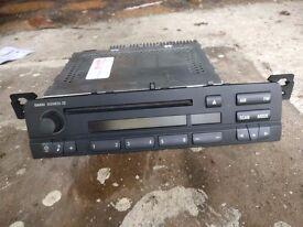 BMW E46 320d compact Radio