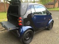 Smart car ( pure) with extras DNT MISS bargain